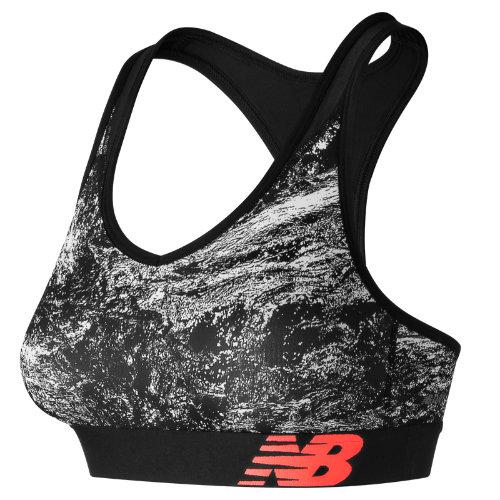 New Balance NB Pace Printed Bra Girl's All Apparel - WB71035BM