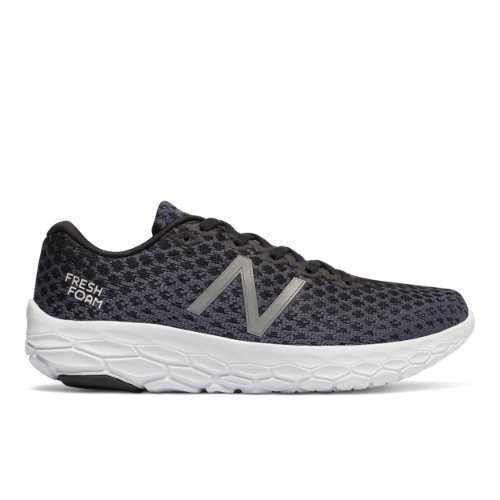New Balance Fresh Foam Beacon Scarpe - Black/Magnet