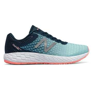 New Balance Fresh Foam Boracay v3, Supercell with Ozone Blue & Bleached Sunrise