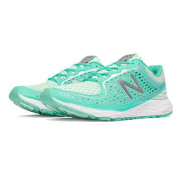 New Balance Vazee Breathe, Reef with Seafoam & White