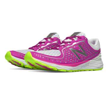 New Balance Vazee Breathe, Azalea with White & Toxic