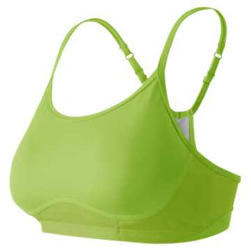 New Balance The Tenderly Obsessive Bra, Toxic