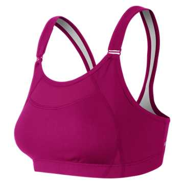 New Balance The Shockingly Unshocking Bra, Azalea