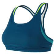 The Shapely Shaper Bra, Deep Water with Sea Glass