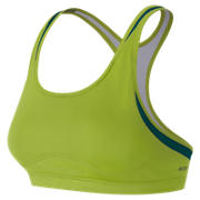 New Balance The Shapely Shaper Bra, Firefly