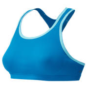 The Smooth Operator Bra, Wave Blue