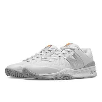 New Balance New Balance 1006, White with Silver
