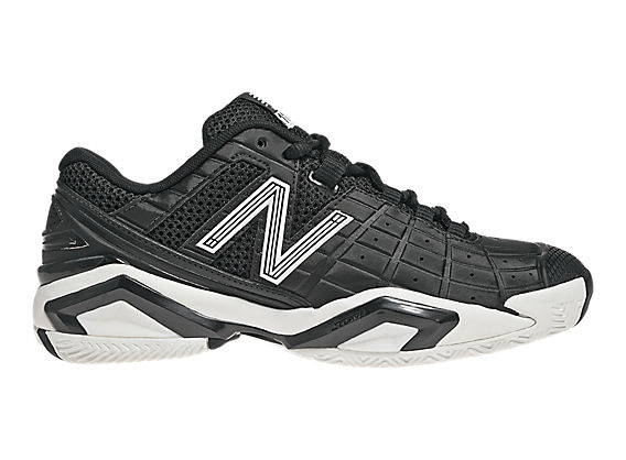 New Balance 1187, Black with White