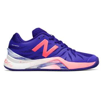 New Balance New Balance 1296v2, Purple with Guava