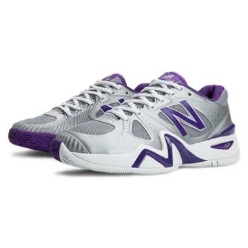 New Balance New Balance 1296, Silver with Purple