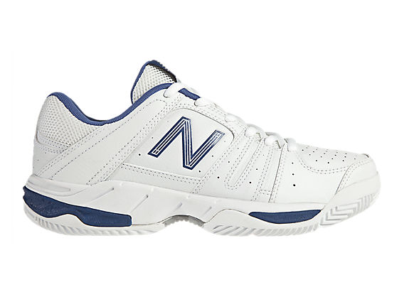 New Balance 549, White with Navy