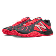 New Balance 60, Coral Pink with Dark Grey