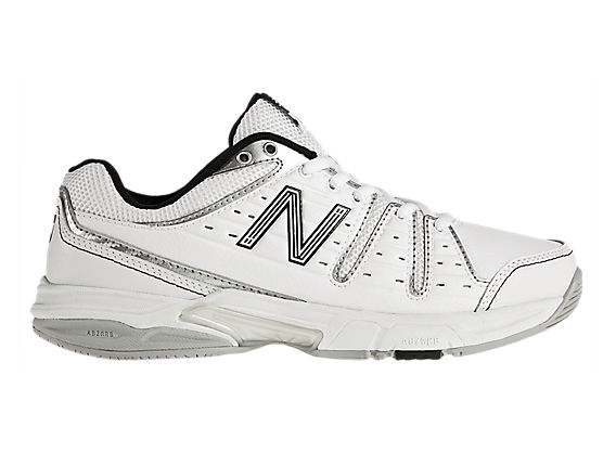 New Balance 656, White with Navy