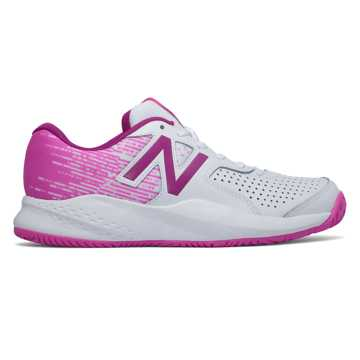 New Balance New Balance 696v3, White with Fusion