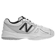 New Balance 696, White with Silver