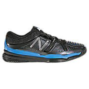 New Balance WC851BB, Black with Blue