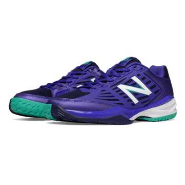 New Balance New Balance 896, Purple with Teal