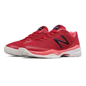 New Balance New Balance 896, Bright Cherry with Guava & White