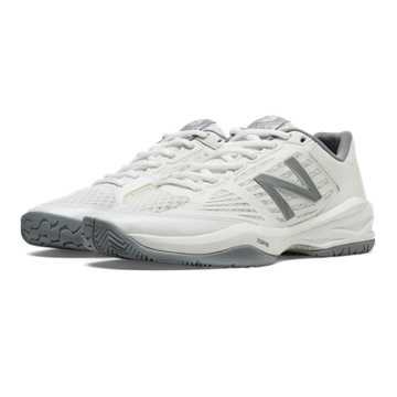 New Balance New Balance 896, White with Silver