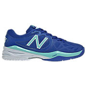 New Balance 996, Blue with Neon Blue