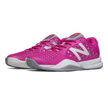 New Balance New Balance 996v2, Azalea with Grey