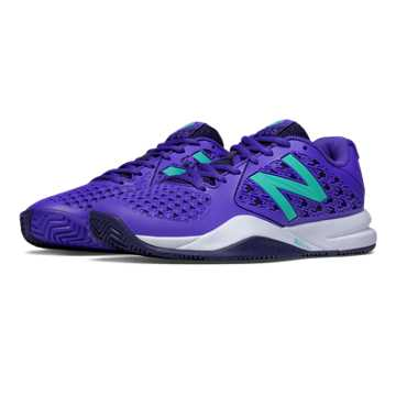 New Balance New Balance 996v2, Purple with Teal