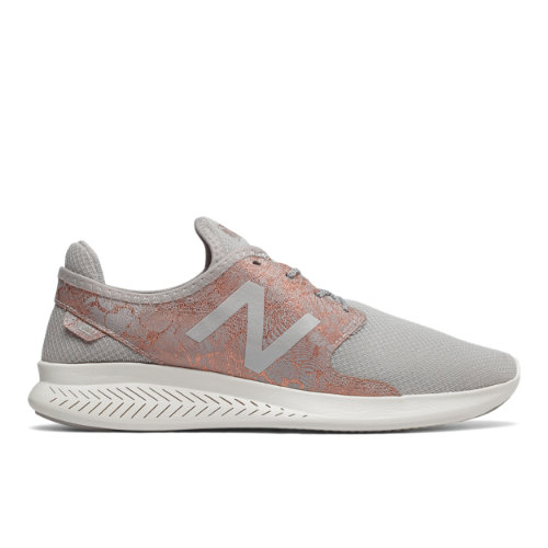 New Balance FuelCore Coast v3 Scarpe - Overcast/Champagne Metallic/Sea Salt