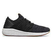 Fresh Foam Cruz v2 Knit, Black with Magnet