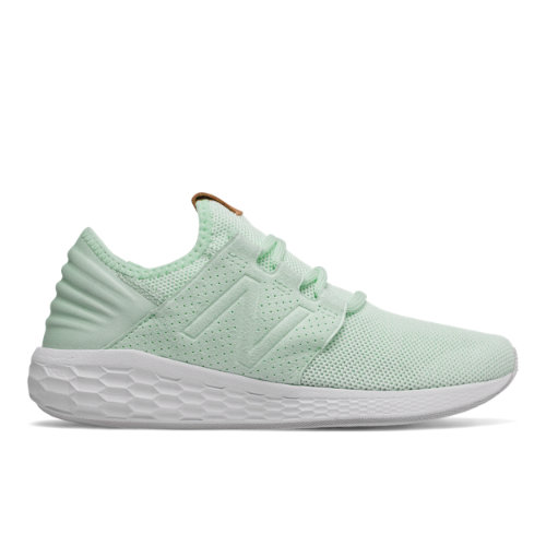 New Balance Fresh Foam Cruz v2 Knit Scarpe - Seafoam/White Munsell