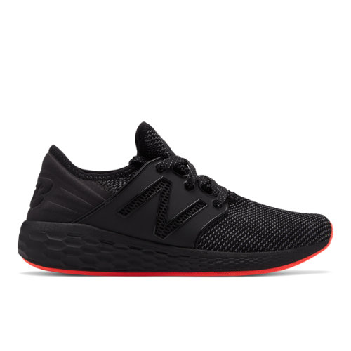 New Balance Fresh Foam Cruz v2 Sport Scarpe - Black/Red