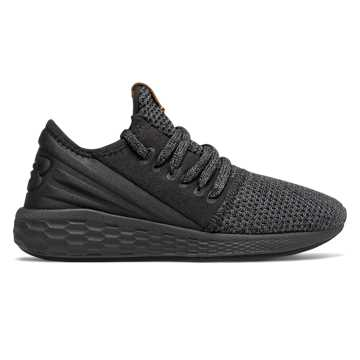 Women's Fresh Foam Cruz Decon, Black with Magnet & Nimbus Cloud