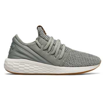 Women's Fresh Foam Cruz Decon, Seed with Light Grey & Sea Salt
