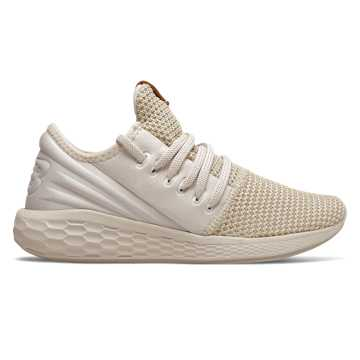 Women's Fresh Foam Cruz Decon, Off White with Birch