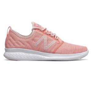 뉴발란스 퓨얼코어 코스트 V4 여성 운동화 - 핑크 New Balance Womens FuelCore Coast v4, Pink Mist, WCSTLRC4