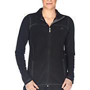 Microfleece Jacket, Black