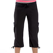 Capri - Stretch Woven, Black