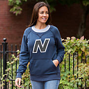 990 French Terry Pullover, Navy