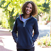 990 PolarTec Fleece Half Zip, Navy