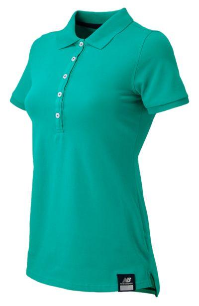 New Balance 5167 Women's Essential Polo | WET5167AQU