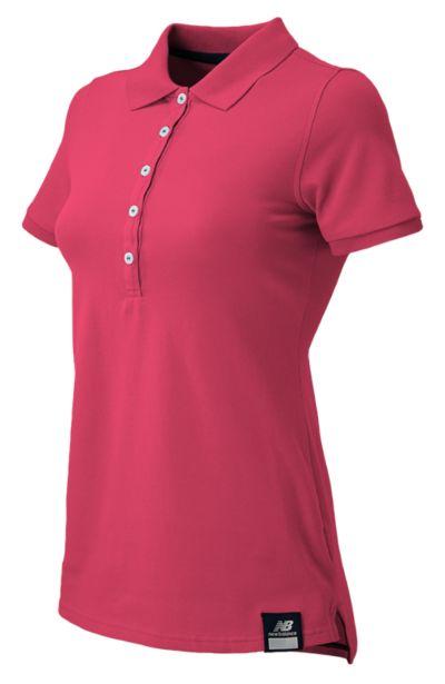 New Balance 5167 Women's Essential Polo | WET5167BLU
