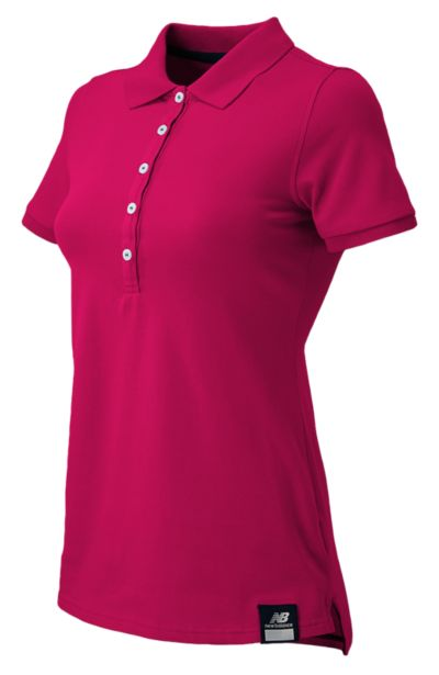 New Balance 5167 Women's Essential Polo | WET5167ROS