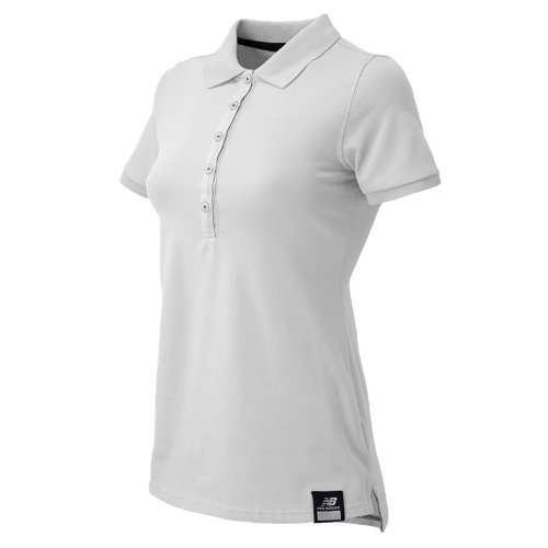 New Balance 5167 Women's Essential Polo : WET5167WT