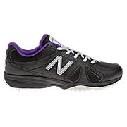 New Balance 706, Black with Purple
