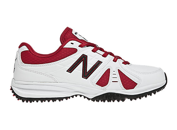 New Balance 706, White with Red