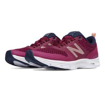 New Balance New Balance 717v2 Trainer, Deep Jewel with Pigment