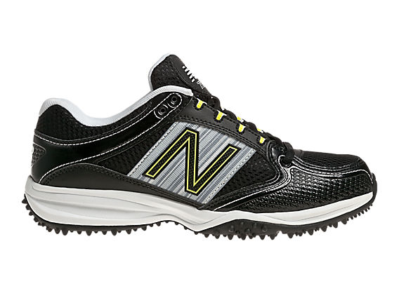 New Balance 7533, Black with White