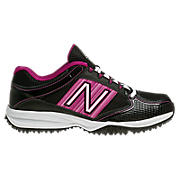 New Balance 7533, Black with Pink
