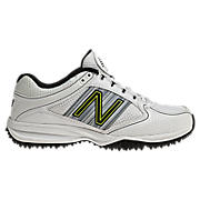 New Balance 7533, White with Silver