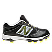 New Balance 7534, Black with Silver