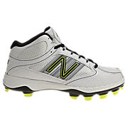 New Balance 7534, White with Black